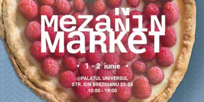 Teratai participa la Mezanin Market