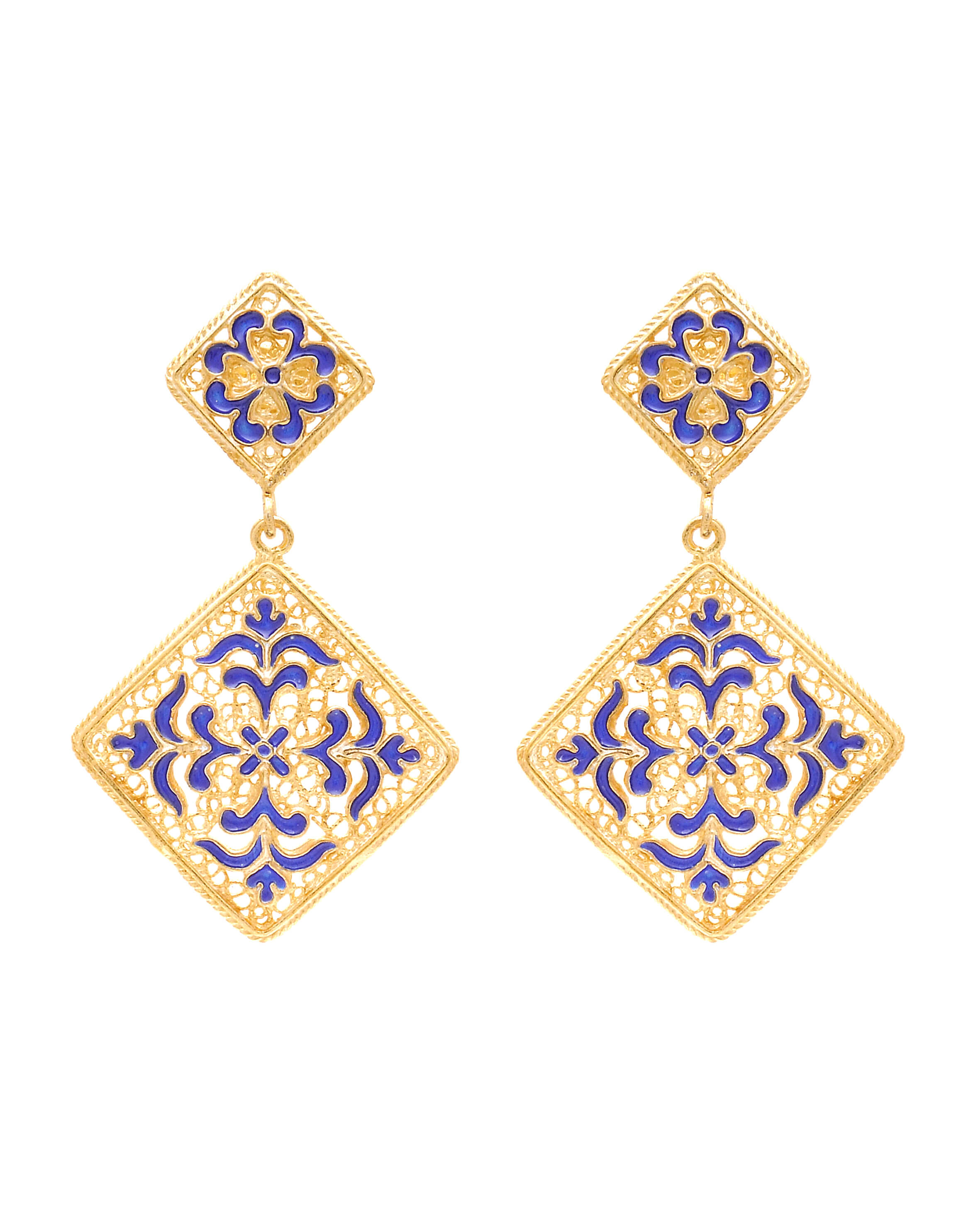 cercei-azulejo-placat-aur