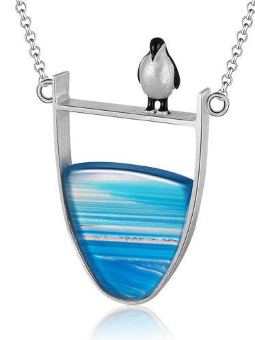 Teratai_colier_pinguin_3