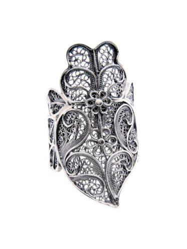 inel argint viana, unicat si handmade