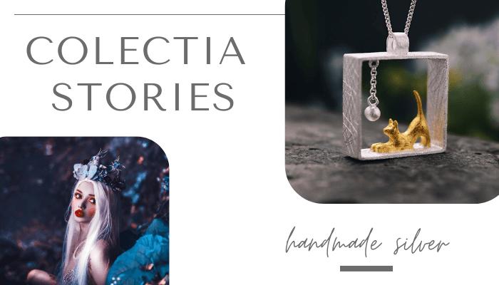 Colecția de bijuterii Stories